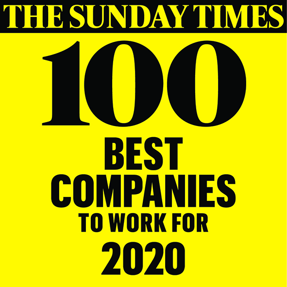 2020 Best Companies Small